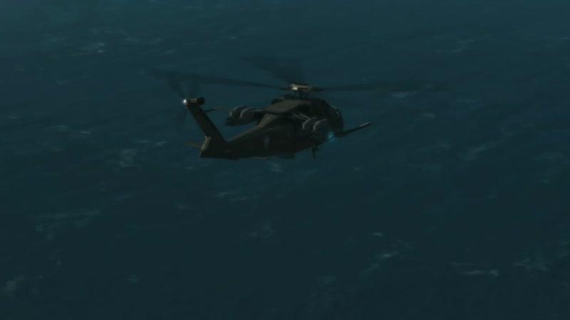 Metal Gear Solid V: The Phantom Pain - Nuclear Disarmament ending