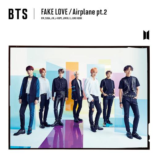 방탄소년단 альбом FAKE LOVE (Japanese Version)