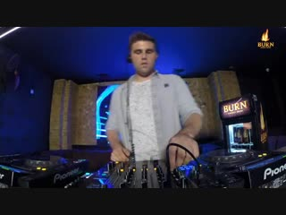 Andrey Fedsayn - Live @ Radio Intense 24.10.2018 __ Techno Mix