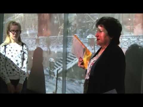 Ламенская СОШ Фрагмент Урока искусства в Историческом парке 05 12 18 Оператор Майорова Кристина 8 кл
