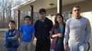 Familia Adventista que salió de la ciudad al campo