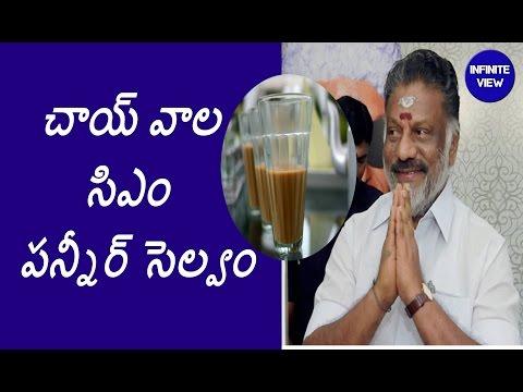 The new CM of Tamil Nadu O PANNEERSELVAM UNTOLD STORY | Myra Media