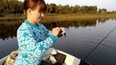 рыбалка на Селигере/Спининг,окунь