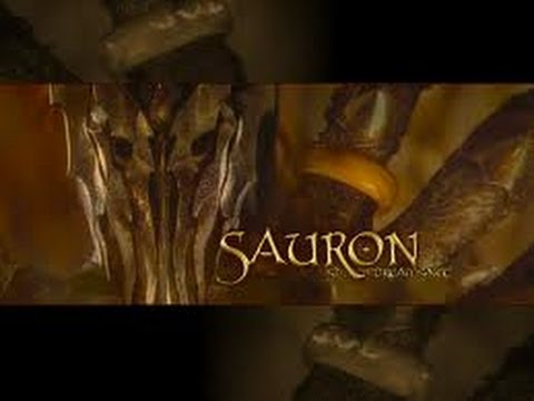 Lord of the Rings Sauron Music Video Music E Nomine das tier in mir Full HD