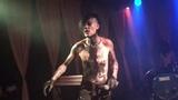 psyclon nine visceral holocaust live hollywood 9.8.18