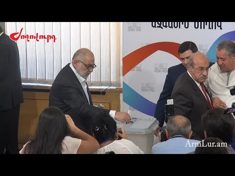 Սեյրան Սարոյանը՝ Մանվել Գրիգորյանին անձ1381
