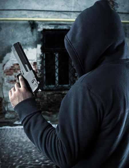 Законы об оружии могут быть использованы в попытке расправиться с бандитским насилием.