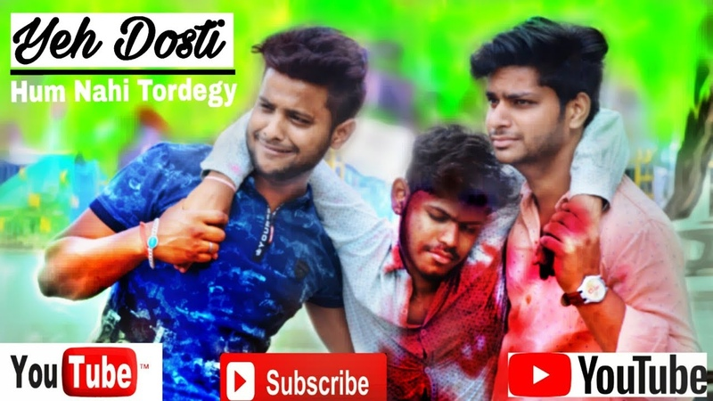 Yeh Dosti Hum Nahi Todenge - Rahul Jain   Unplugged Cover   Pehchan Music   Secret tallent team