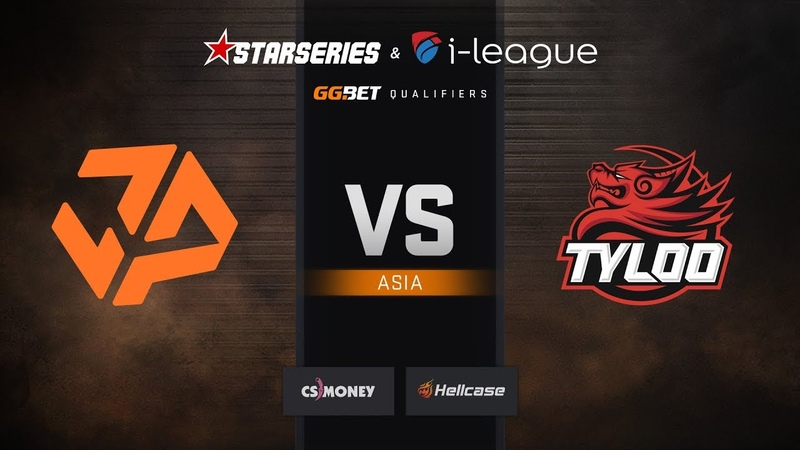 GOSU vs TyLoo, map 1 mirage, StarSeries i-League Season 6 Asia Qualifier