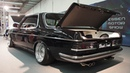 Mercedes-Benz W123 Coupe 1983 Tuning 2.8 M104 193ps, Airride-Fahrwerk, BBS RS R16