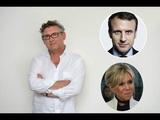 Michel Onfray se moque de E. Macron et de sa Femme .