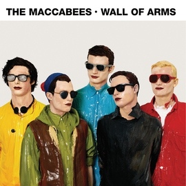 The Maccabees альбом Wall Of Arms
