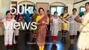 Learn Bharatnatyam Practice session part 1 Tatta Adavu Natta Adavu