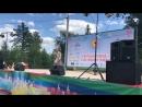 студия Талисман на Солнечном концерте в Солнечном круге 05 08 2018 в День города Омска