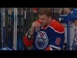 NHL hockey players doing smelling salts compilation