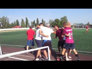 ФК Авангард - ФК Спартак