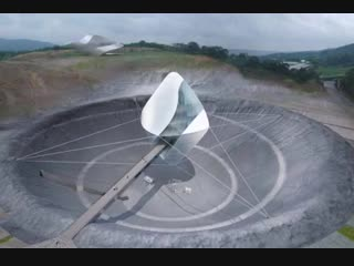 Так будет выглядеть исследовательский центр космических технологий Avatar X в Японии -
