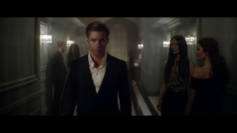 Armani Code Profumo - The Party featuring Chris Pine 45s - Giorgio Armani [720p]