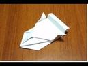 Как сделать машинку из бумаги. Оригами гоночная машина.