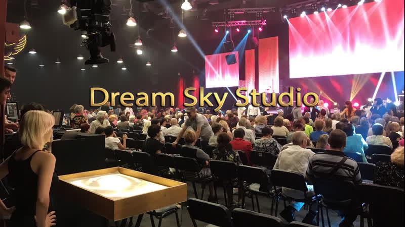 Студия песочной анимации Dream Sky Studio. Духовный центр Возрождение. г. Днепр.