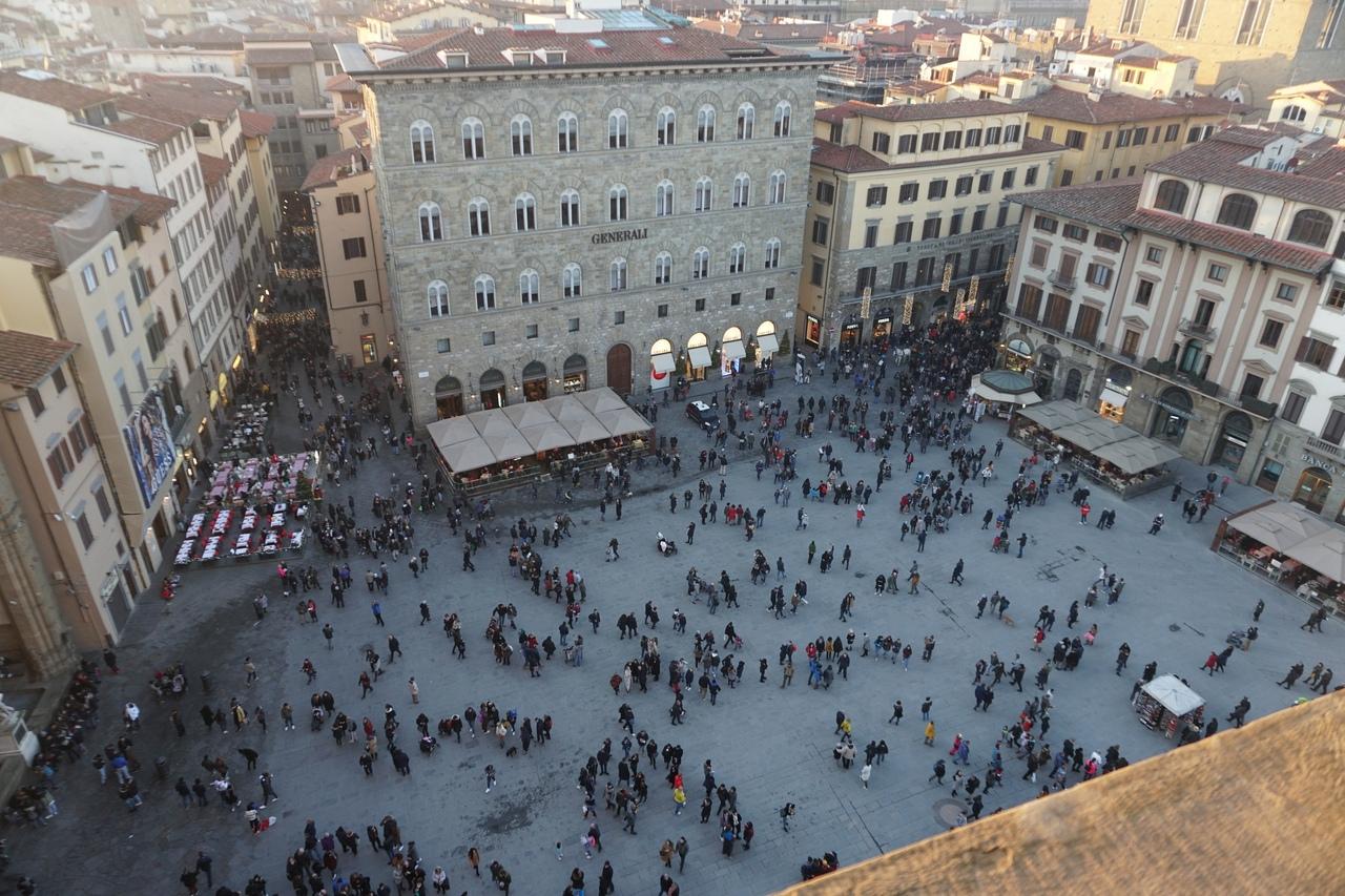 Флоренция - город очередей