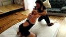 Yana Iron Ollons Russian mixed wrestlers girl 1