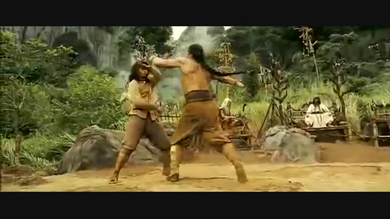 Ong Bak 2 made on Thaisko