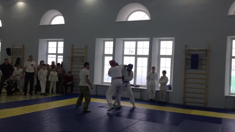 Французов Вячеслав (2й бой)