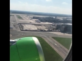 Airport Domodedovo, Moscow, Russia, S7 Airlines, Airbus A320-200 (VQ-BES) S71129