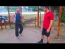 Рукопашный бой-урок 3