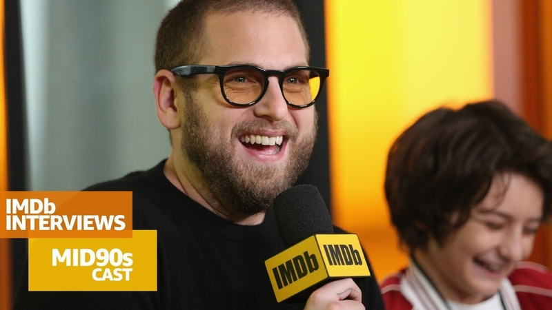 Jonah Hill and Cast of 'Mid90s' Talk TIFF, 'Superbad' and First On-Screen Moments   TIFF 2018
