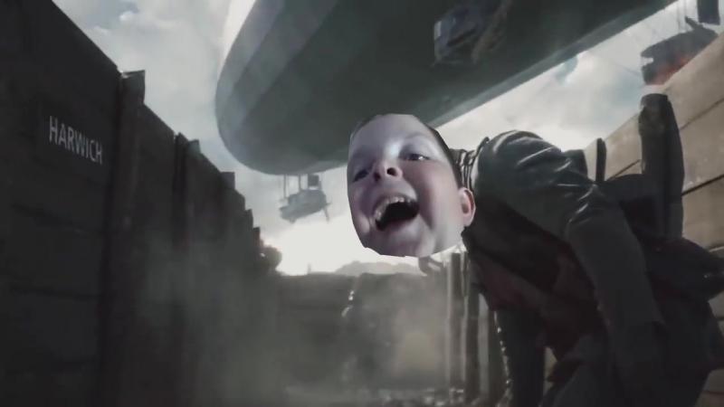 Каким должен быть трейлер в Battlefield 1 от Данилки Прохорова