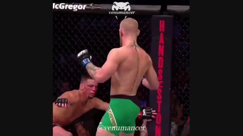 Diaz vs McGregor 2 UFC 202 by Venumancer2