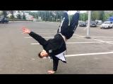 Премьера! Элджей feat. Sorta - Aqua (Данил Хаски танец) ft.и