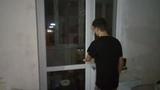 How not to open a door