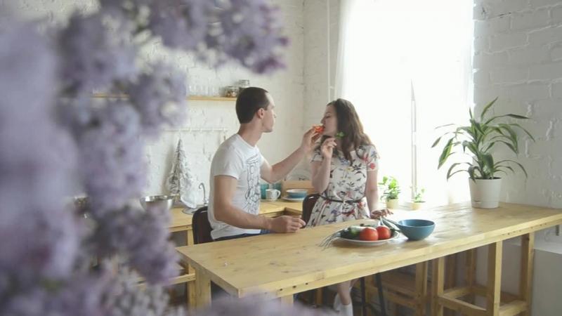 Love story Станислав и Анастасия