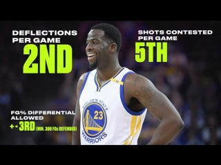 Draymond Green is the NBAs ultimate defensive mastermind. Heres why