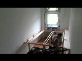Кровать - подиум своими руками