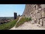 мото путешествие в Крым 2016 (ч. 2 дорога в Крым, Феодосия, крепость Кафа, Храм Сурб Саркис)