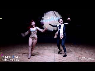 Maurizio & simona ► show @ bachata's nights 2019