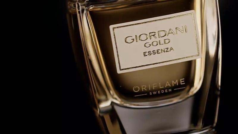 Встречай новый аромат Giordani Gold Essenza