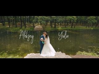 Aleksey & Yulia. Wedding Day 28.07.2018