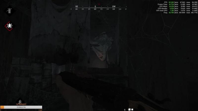 Hunt: ковбои выживают на земле мёртвых...