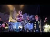 Mono Inc. - Das Boot (Cover), drum solo &amp Get some sleep (live - Hirsch N