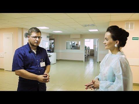 Вологодская областная детская клиническая больница 1 выпуск