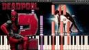 X-Men Arrive - Deadpool 2 OST Synthesia Piano TutorialSHEETSMIDI