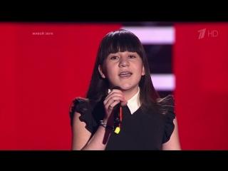 Мадина Саидазимова - O mio babbino caro (ГолосДети - 3 сезон - 2016)