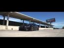 Lexus RC 350 F-Sport Bagged _ Black Bronze _ Vossen Hybrid Forged VFS-2 Wheels