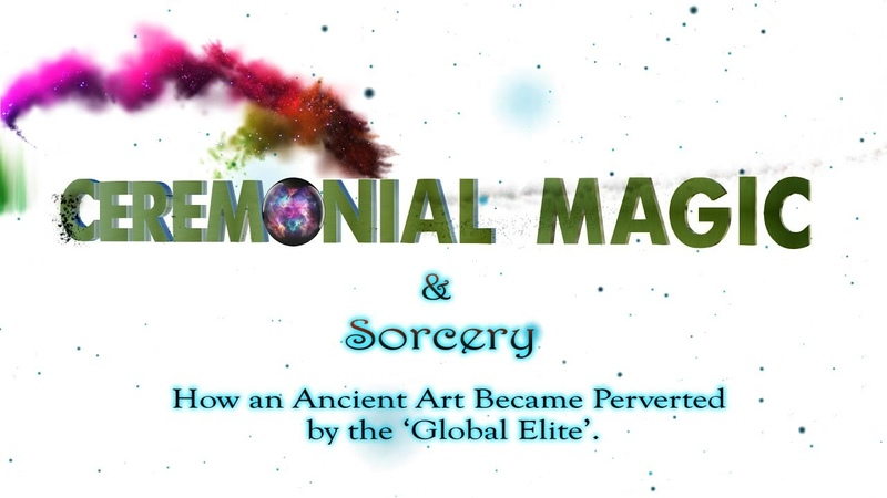 Ceremonial Magic Sorcery How an Ancient Art Became Perverted (With Music)