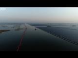 Самая большая в мире солнечная батарея
